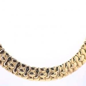 Cartier Gold Collar