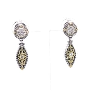 Konstantino Diamond Earrings
